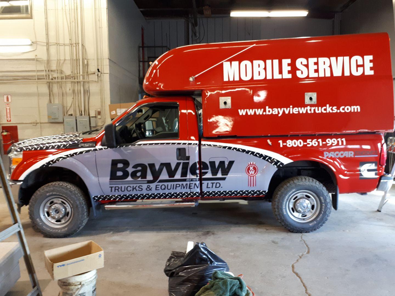 Bayview Trucks Featured Work 1